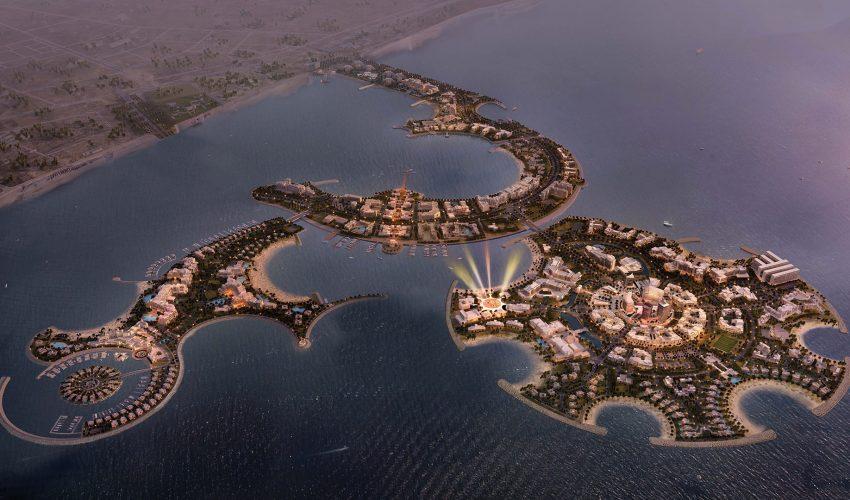 Al Maryan Island Development